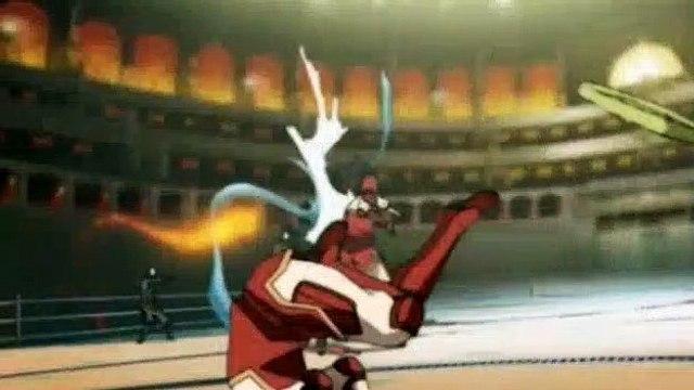 The Legend Of Korra Season 1 Episode 6 And The Winner Is