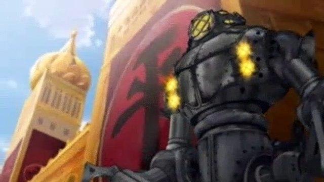 The Legend Of Korra Season 1 Episode 12 Endgame