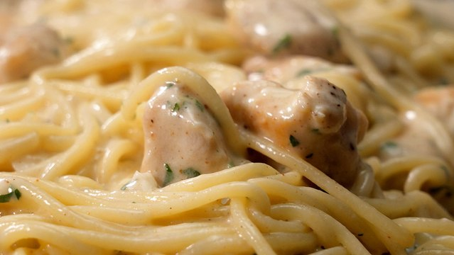 Espagueti CON QUESO alfredo  La receta de pasta DEFINITIVA