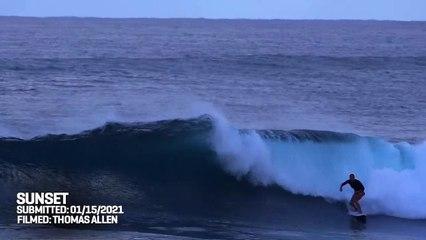 Carissa Moore Wins Digital Vans Triple Crown Of Surfing