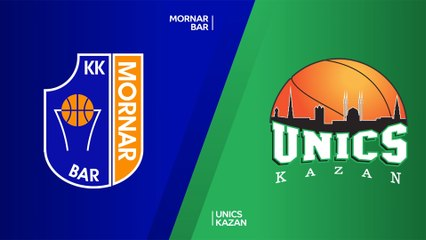 7Days EuroCup Highlights Top 16, Round 3: Mornar 70-87 UNICS