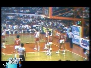 PBA Greatest Games: Toyota vs San Miguel (PART 1)   July 8, 1982