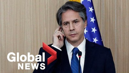 New US Secretary of State addresses Iran, China, and more in 1st press conference   FULL