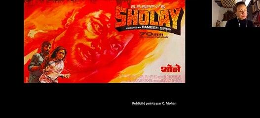 Zoom sur.… Sholay — avec Térésa Faucon