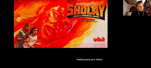 Zoom sur… Sholay