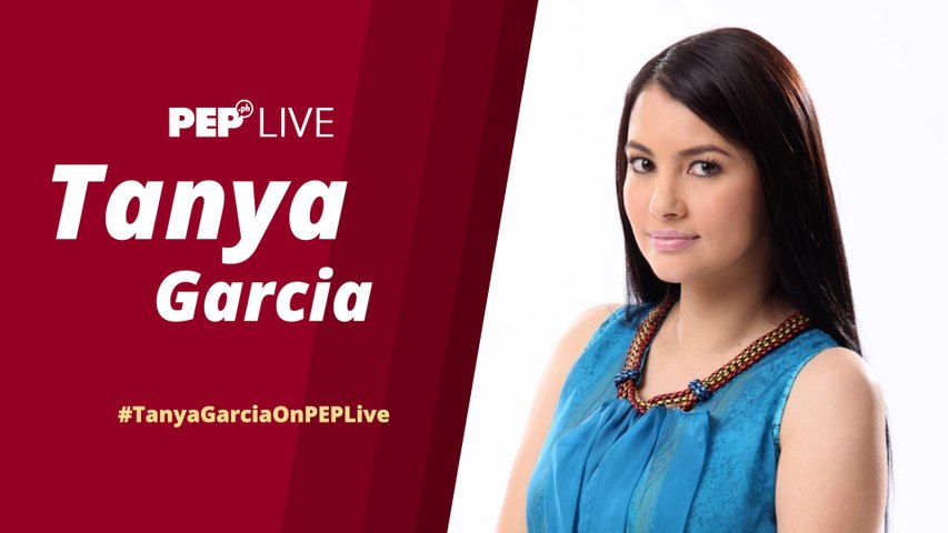 WATCH: Tanya Garcia onf PEP Live