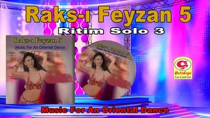 Raks-ı Feyzan 5 - Ritim Solo 3 / Drum Solo 3 - [Official Video 2020 | © Çetinkaya Plak]