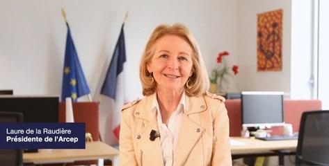 Laure de La Raudière présente les vœux de l'Arcep pour 2021