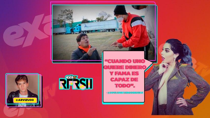 Lizbeth Rodríguez asegura que JD Pantoja miente por supuesta pelea / Bad Bunny estará en la WWE / Demi Lovato regresará aTV / EXA TV