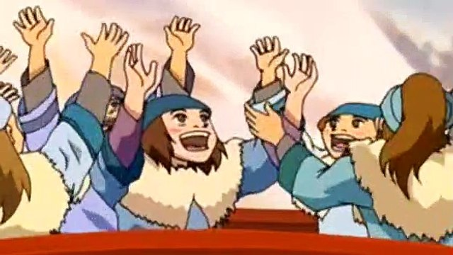 The Last Airbender Season 1 Episode 4 The Warriors Of Kyoshi