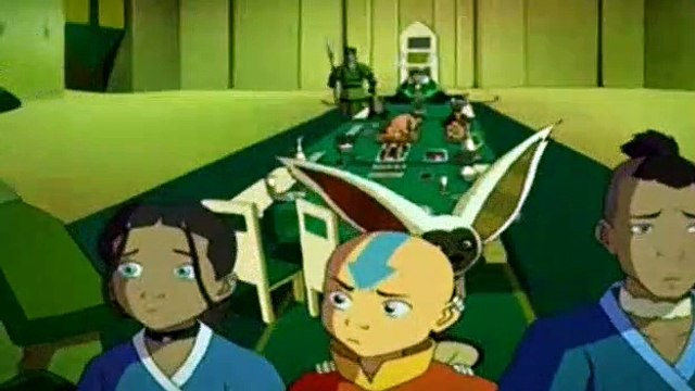 The Last Airbender Season 1 Episode 5 The King Of Omashu