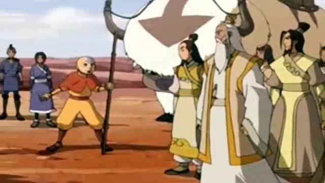 The Last Airbender Season 1 Episode 11 The Great Divide