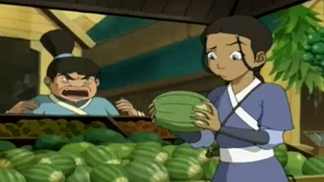 The Last Airbender Season 1 Episode 12 The Storm