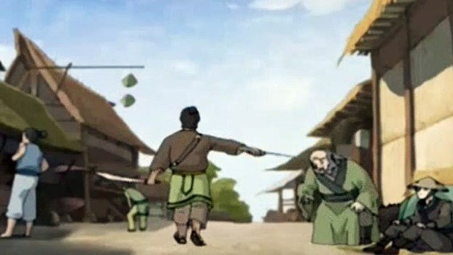 The Last Airbender Season 2 Episode 4 The Swamp
