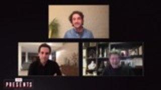 'THR Presents' Q&A With Filmmakers of 'Broken Keys' Jimmy Keyrouz & Gabriel Yared
