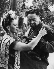 Así fue el romance entre Frida Kahlo y Diego Rivera