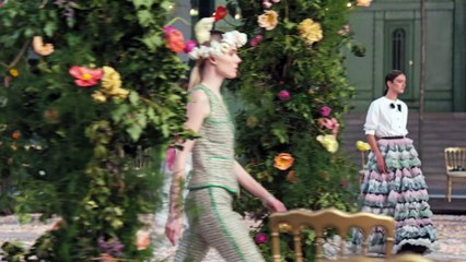Chanel haute couture spring–summer 2021