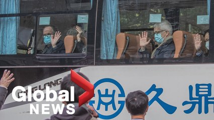 Coronavirus: Wuhan residents express support as WHO begins investigation into virus origins