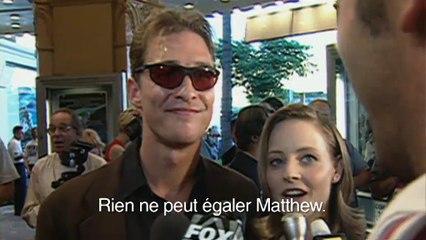CU 28 - Matthew McConaughey - French Version