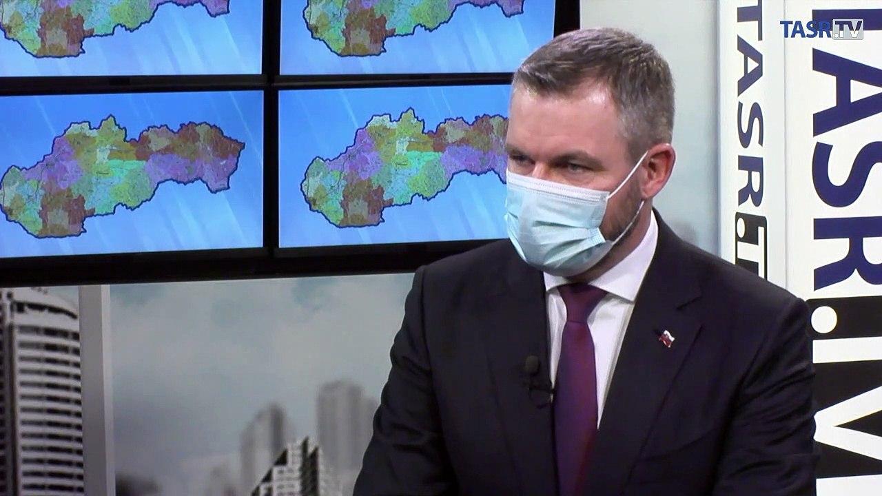 PELLEGRINI: Koronavírus frustruje celú Európu, u nás je to ešte horšie
