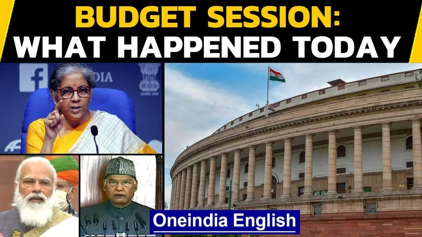 Budget 2021: In 90 points, read here, President's Kovind's full address to Parliament - Top Government Jobs