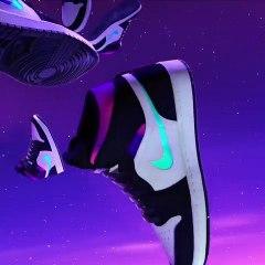 La nouvelle Air Jordan 1 Zoom x PSG