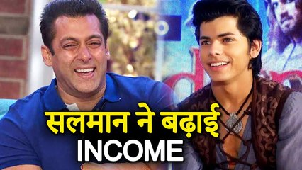 Salman Khan Helped 'Aladdin' Siddharth Nigam To Get A Raise In His Per Day Salary (1)