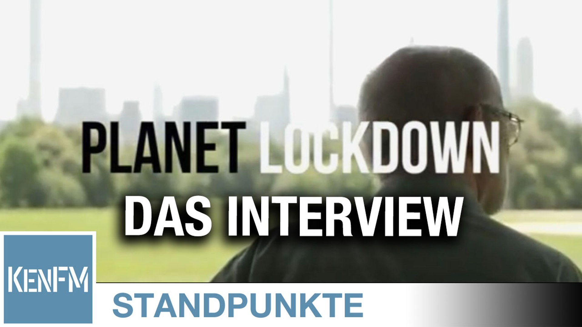 Planet Lockdown - das Interview