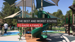 The Best and Worst States to Raise a Family