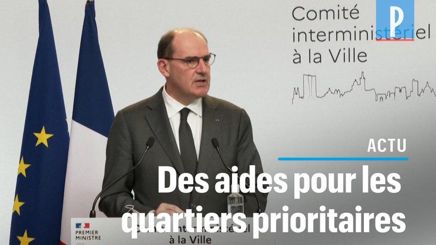 Castex : «Un milliard d'euros au bénéfice des quartiers prioritaires»
