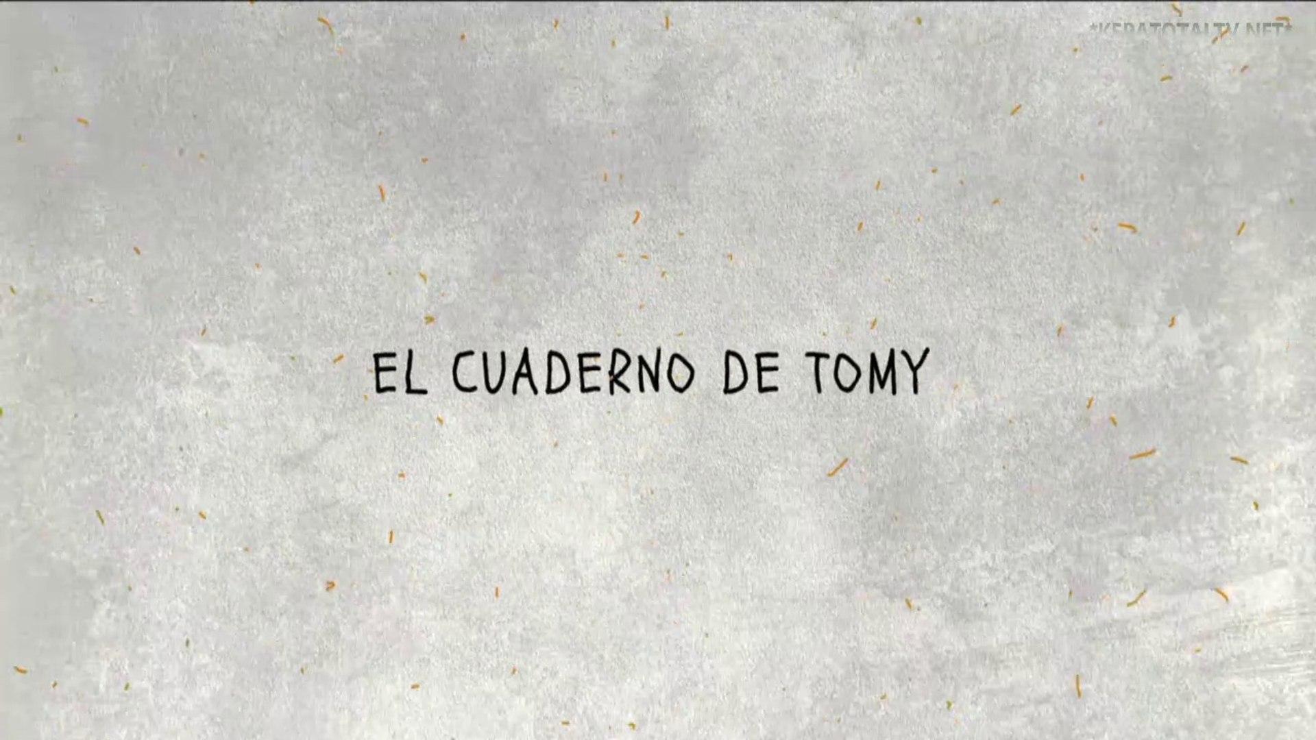 El Cuaderno De Tomy 2020 Trailer 2 Español Vídeo Dailymotion