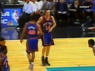 NBA Finals 1999 Game #1 -  New York Knicks @ San Antonio Spurs - 2.Quarter