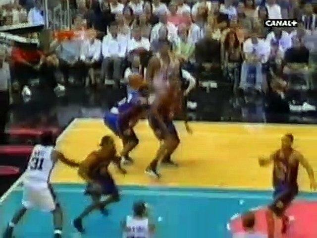 NBA Finals 1999 Game #1 -  New York Knicks @ San Antonio Spurs - 4.Quarter