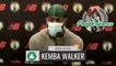 Kemba Walker Practice Interview | Celtics vs Lakers