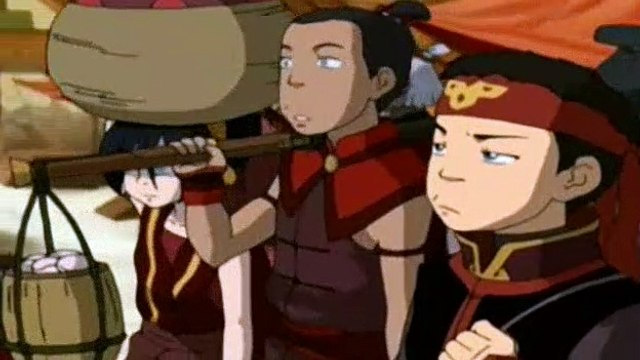 The Last Airbender Season 3 Episode 8 The Puppetmaster