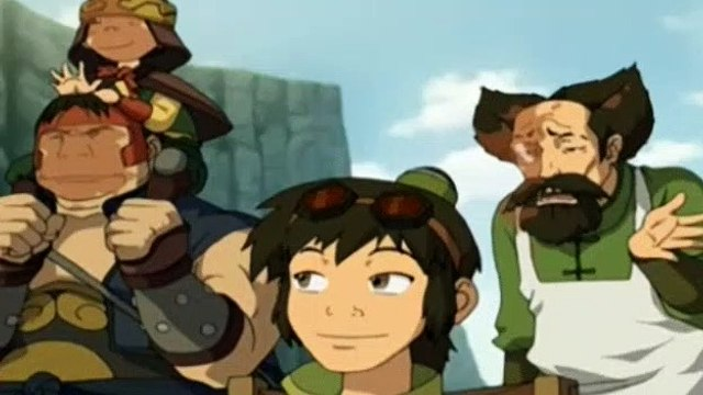 The Last Airbender Season 3 Episode 10 The Day Of Black Sun Part 1 The Invasion