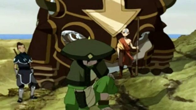 The Last Airbender Season 3 Episode 11 The Day Of Black Sun Part 2 The Eclipse