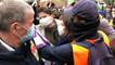 Des militantes LGBT sorties de force de la Manif pour Tous