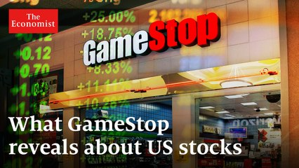 GameStop: what it reveals about the US stockmarket