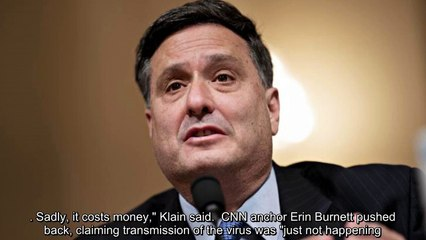 ✅ White House Chief of Staff Ron Klain defended teachers' unions who refuse to resume in-person tea