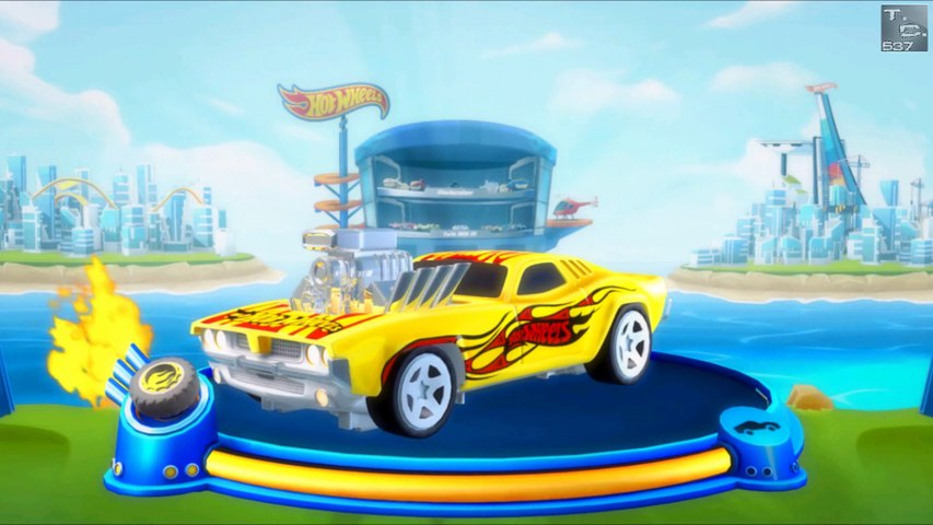 Hot Wheels Unlimited Carreras Super Divertidas - Juegos de Autos