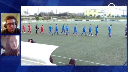 Coupe de France - St Pierre Milizac (N3) – Dinan Léhon FC (N3) - Live