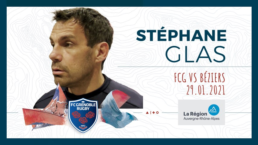 Rugby : Video - ITW STEPHANE