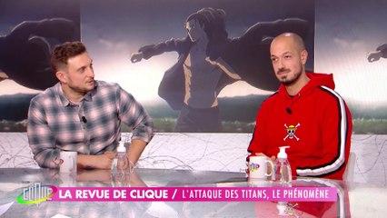 L'attaque des titans, le phénomène - La Revue de Clique - CANAL+