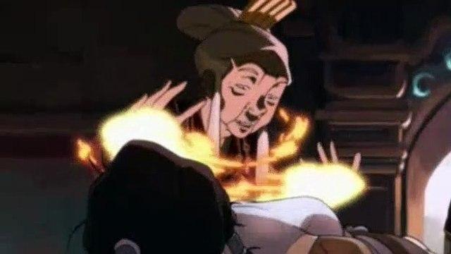 The Legend Of Korra Season 2 Episode 7 Beginnings Pt 1