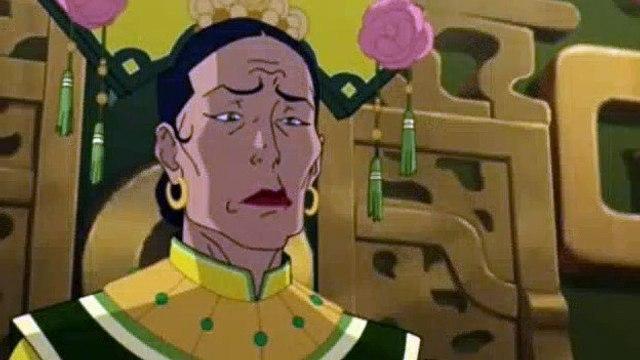 The Legend Of Korra Season 3 Episode 10 Long Live The Queen