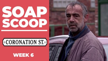 Coronation Street Soap Scoop! Kevin and Debbie get trapped