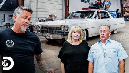Antiguos dueños de Cadillac De Ville piden devolución   El Dúo mecánico   Discovery Latinoamérica