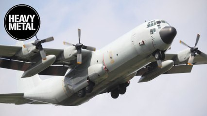 Heavy Metal: The History of the C-130 Hercules