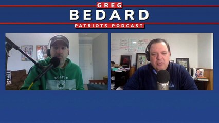 Stafford's Gone...So What Now for Patriots? Greg Bedard Patriots Podcast by @betonline_ag